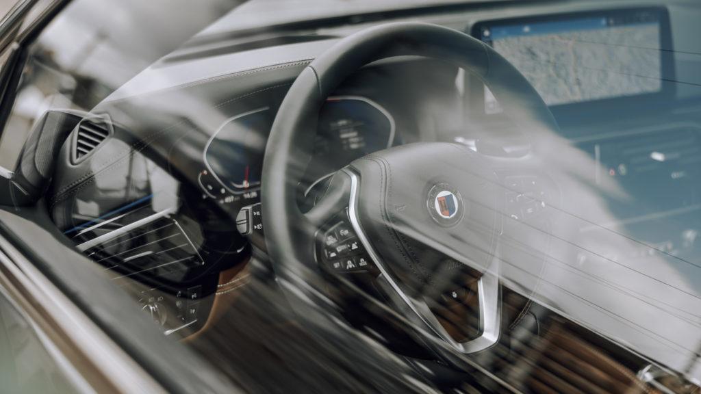Fahrzeugfotografie Alpina