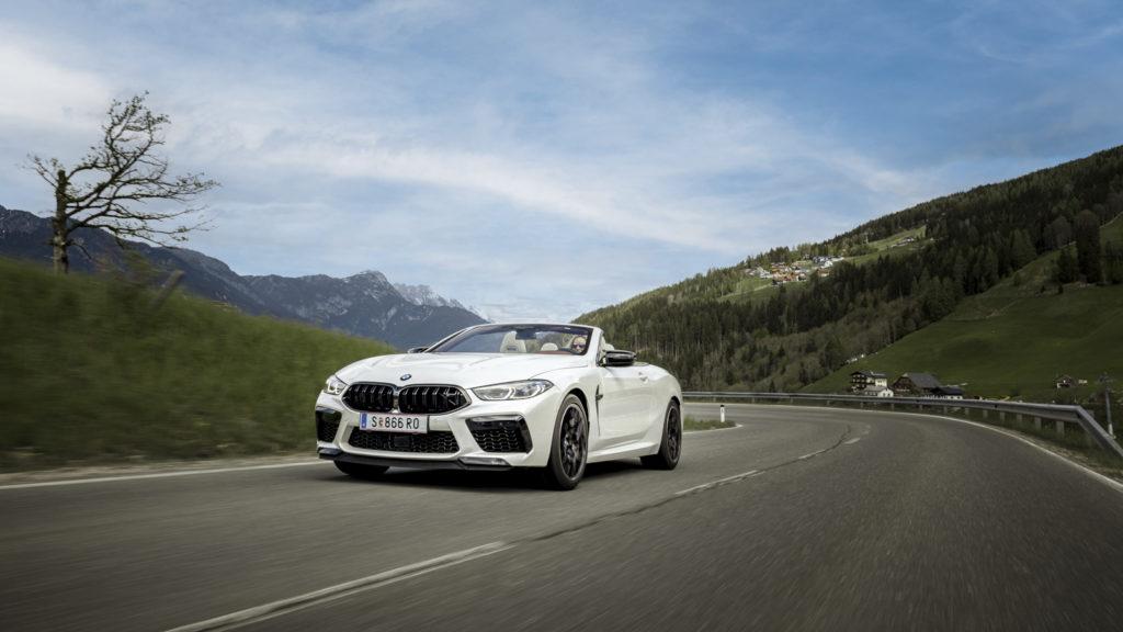 Fahrzeugfotografie BMW M8