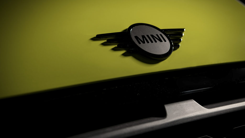 Fahrzeugfotografie Mini Cabrio